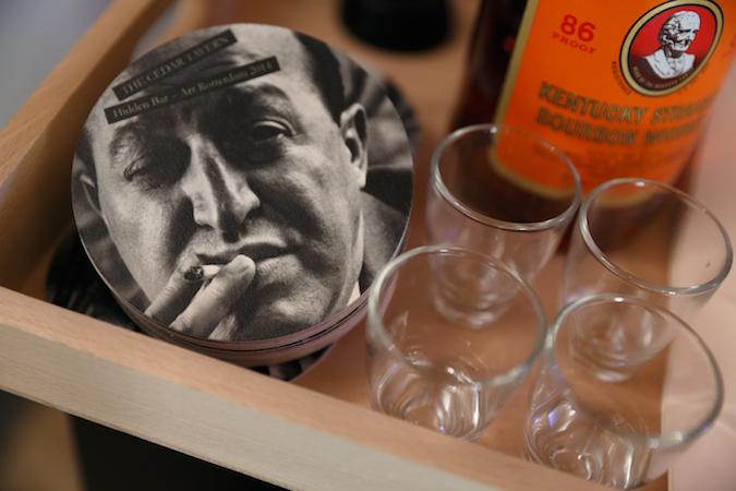 TENTs Hidden Bar op Art Rotterdam (foto Aad Hoogendoorn).3
